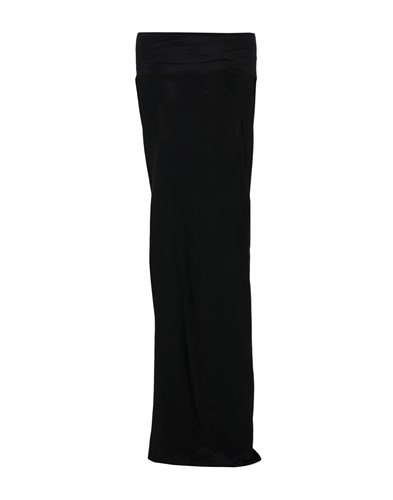 Rick Owens Long Dresses Black HXW8jc