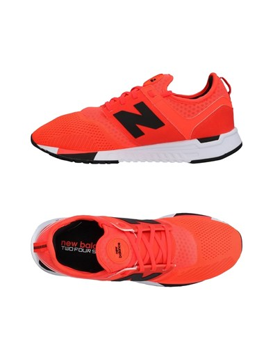New Balance Sneakers Orange WEbxF