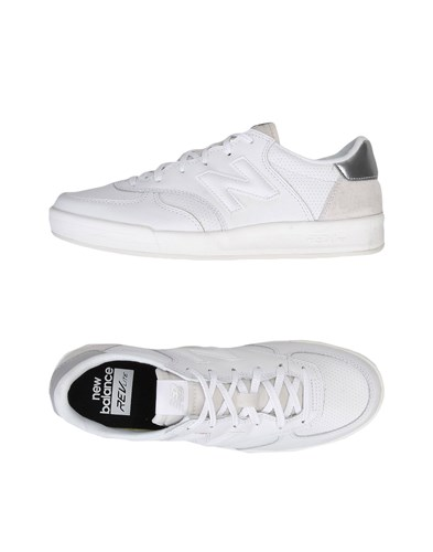 New Balance Footwear Low Tops And Sneakers White qQBuwkV