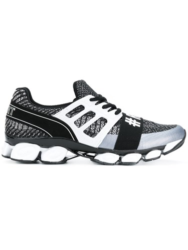 Plein Sport Run Sneakers Black xaeZCRJj