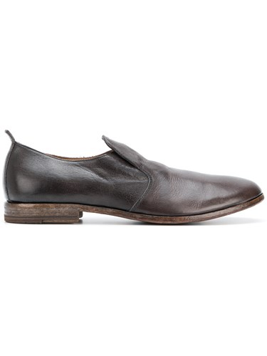 On Brown Loafers Slip Moma Casual qxfnvzBvS4