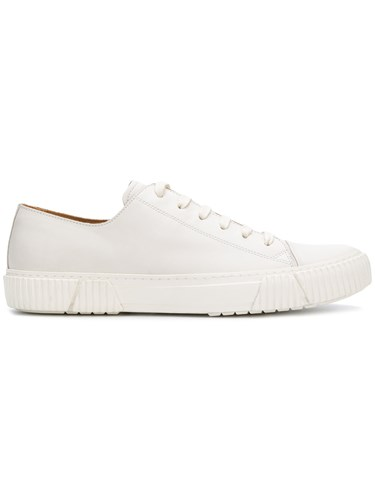 Both Minimal Low Top Sneakers White i3sZM8