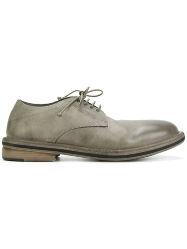 Marsèll Fango Derby Shoes Men Leather Rubber 43 Grey yJE2aExNkm