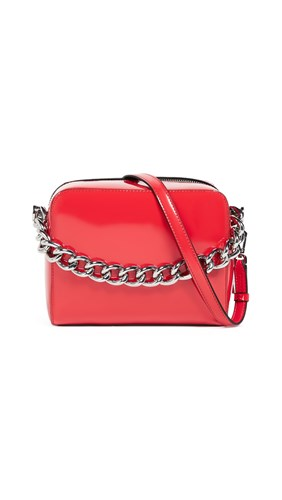 Kendall + Kylie Lucy Cross Body Bag Red Patent aEX0kWa