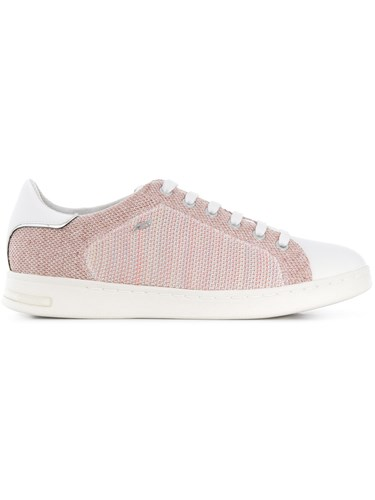 Geox Jaysen Sneakers Nude And Neutrals Y5s0F