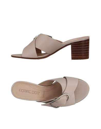 Pomme Dor D'or Sandals Dove Grey RMPuqP
