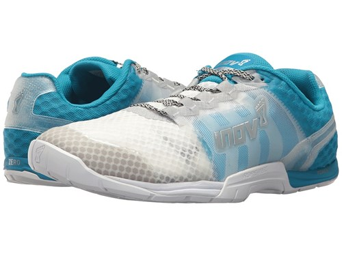 Inov-8 F Lite 235 V2 Chill Clear Blue Running Shoes White xTryXXD
