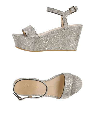 Lola Cruz Footwear Sandals Women Light Grey bAwZG