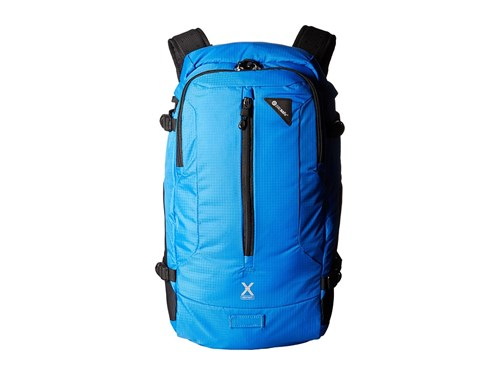 Pacsafe Venturesafe X22 Anti Theft Adventure Backpack Hawaiian Blue Backpack Bags MUiu6K