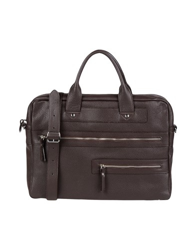 Doucal's Work Bags Dark Brown oqkBu0