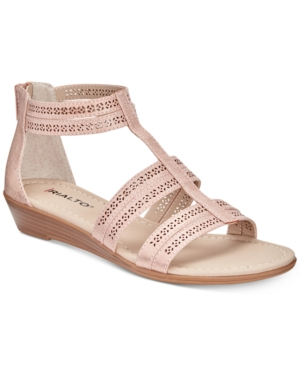 Women's Wedge Dusy Greer Rose Shoes Sandals Rialto qF1g6n