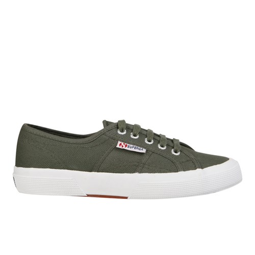 Superga Men's 2750 Cotu Classic Trainers Sherwood Green txfmJ1KRi