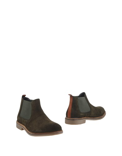 Gioseppo Ankle Boots Military Green MQMY3EvVw