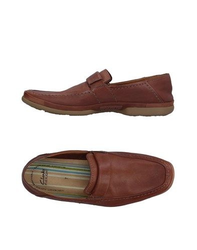 Clarks Loafers Brown mcYdm9