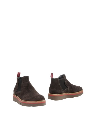 Alberto Guardiani Ankle Boots Dark Brown NhLl34T