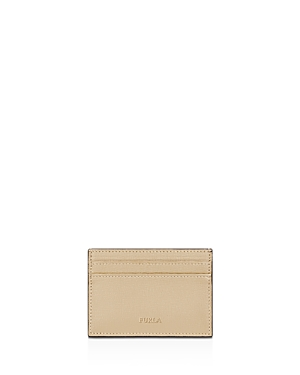 Gold Case Leather Babylon Small Card Furla xXqAnT0g
