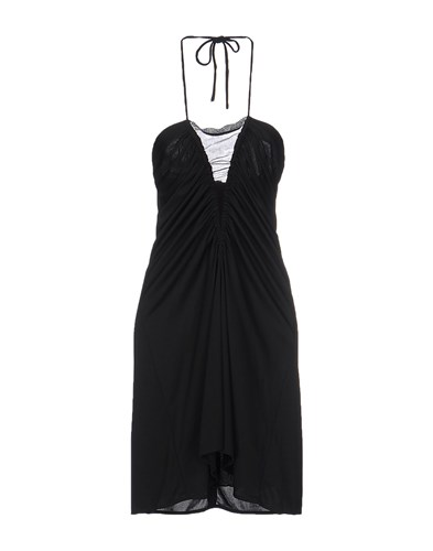 X Black Short Dresses Dresses Short Richmond X Richmond qx1nIF4Fw