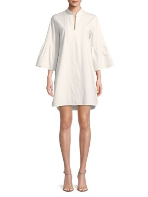Dress Sleeve White Bell Smock Marella pSXBw