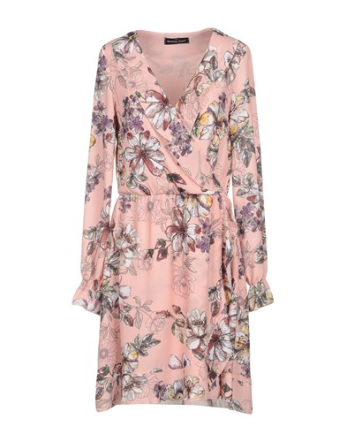 SCOTT Light Dresses Short VANESSA Pink dxwPa8tnOn