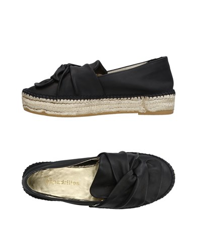 Espadrilles Loafers Black A8XeRaw69