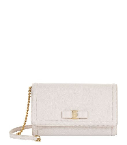 Salvatore Ferragamo Mini Vara Bow Bag White tdg8tGA0