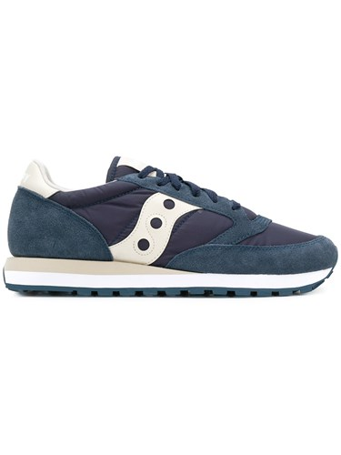 Saucony Panelled Sneakers Blue oNplj