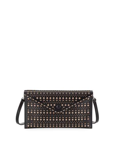 Alaia Bag Neutral Pattern HsOyesXDH