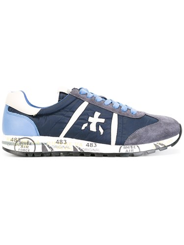 Premiata Lucy Sneakers Blue pSSPxLF4Ef