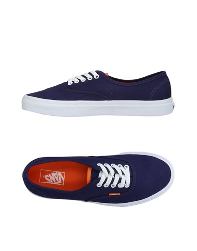 Vans Sneakers Dark Blue zAvFlSH