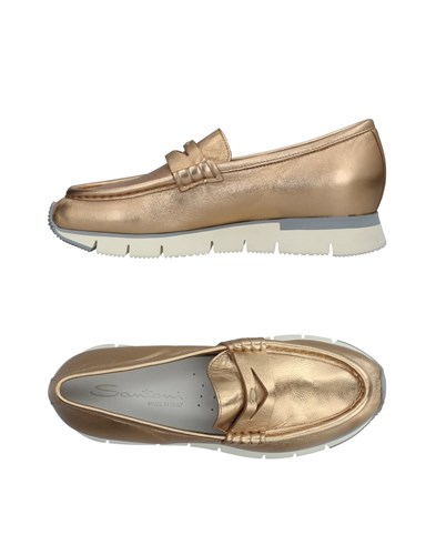 Santoni Gold Loafers Gold Santoni Loafers Gold Loafers Santoni wa6XxEdX