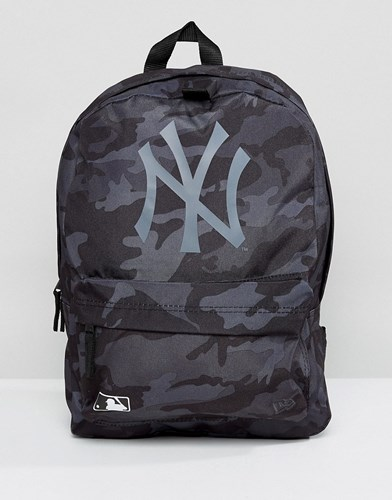 Black Ny In Backpack New Black Camo Yankees Era 7qnfwW0a