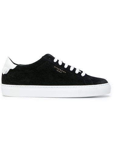 Givenchy Urban Street Low Top Sneakers Black DAM0OQ