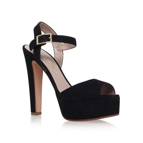 Gen Sandals Kurt High Geiger Black Heel qwaC1C