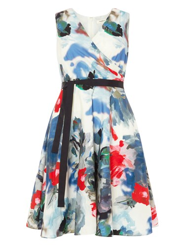 8 Quinn Coloured Dress Coloured Multi Studio Multi H1dqaBdw