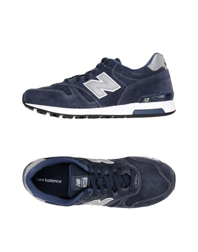 New Balance Footwear Low Tops And Sneakers Dark Blue sG261l