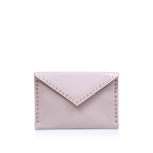 Carvela Deana Clutch Bag Nude kn4YaTv