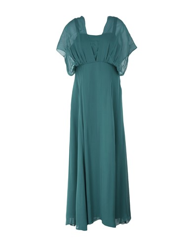 Diana Gallesi Long Dresses Green LktfmHfX