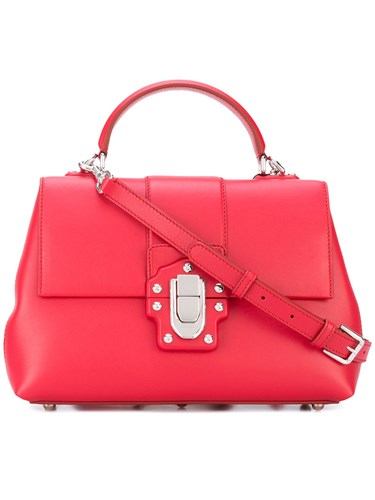 Dolce & Gabbana Lucia Bag Women Calf Leather One Size Red i1vmESqu