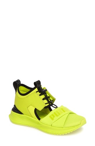 Puma Fenty By Rihanna Avid Sneaker Lime Punch Black Lime Punch UJqw5S6CH