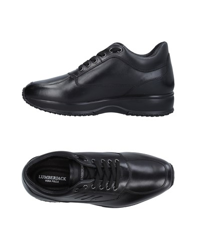 Lumberjack Sneakers Black ZHlQZI0Dl