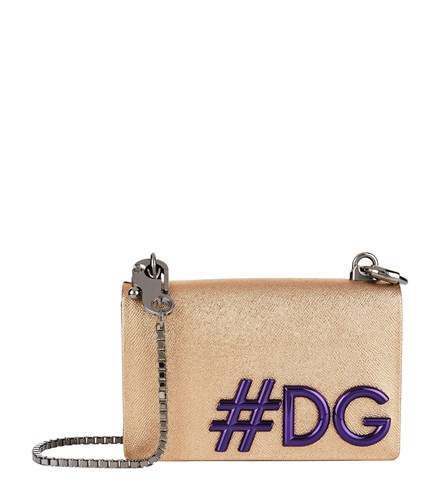 Dolce & Gabbana Leather Girls Shoulder Bag Multi P4HEJJHGwO