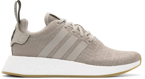 adidas Originals Taupe Nmd R2 Sneakers fYBT5T