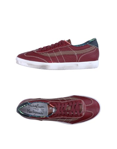Primabase Sneakers Maroon 4hx7QY