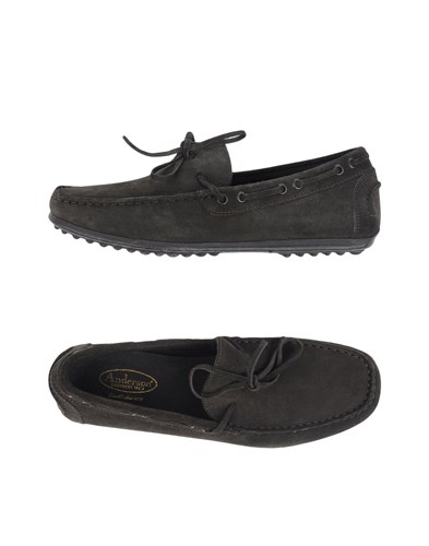 ANDERSON Loafers Steel Grey GmD2hb5b