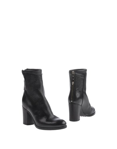 Moma Ankle Boots Black BYp6dqZ