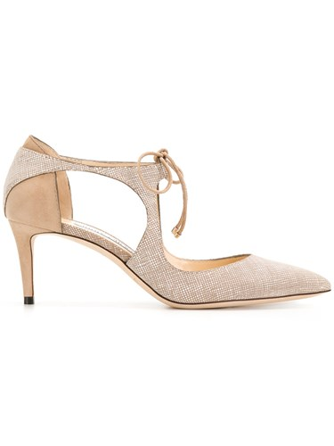 Jimmy Choo Vanessa 65 Pumps Nude And Neutrals 7u3wpKXj