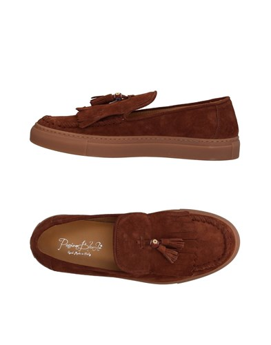 PASSION BLANCHE Loafers Brown 48elrMth
