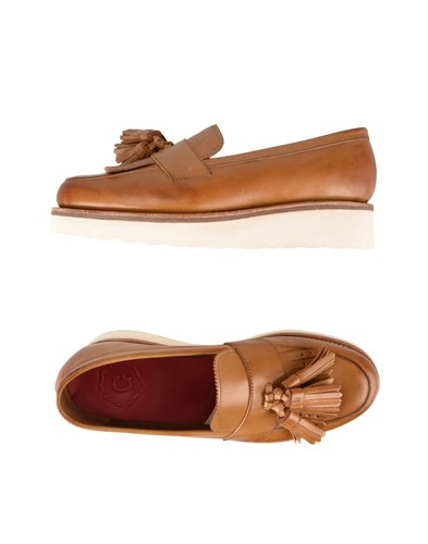 Grenson Loafers Tan XetOIv7d26