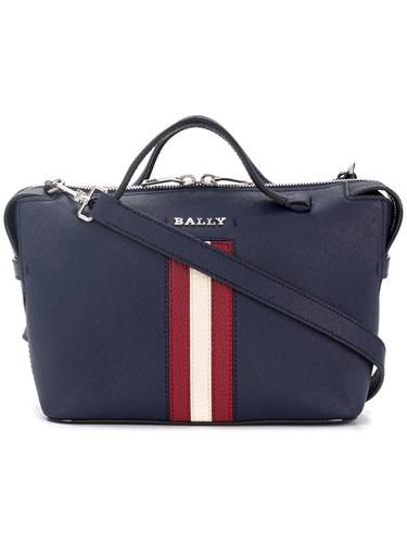 Bally Supra Small Bowling Bag Blue OHRLP4TCA3