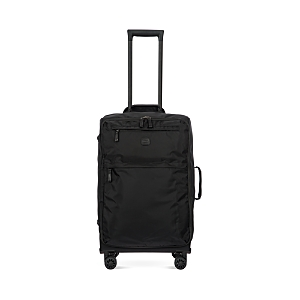 Bric's X Bag 25 Spinner Black fonv4N